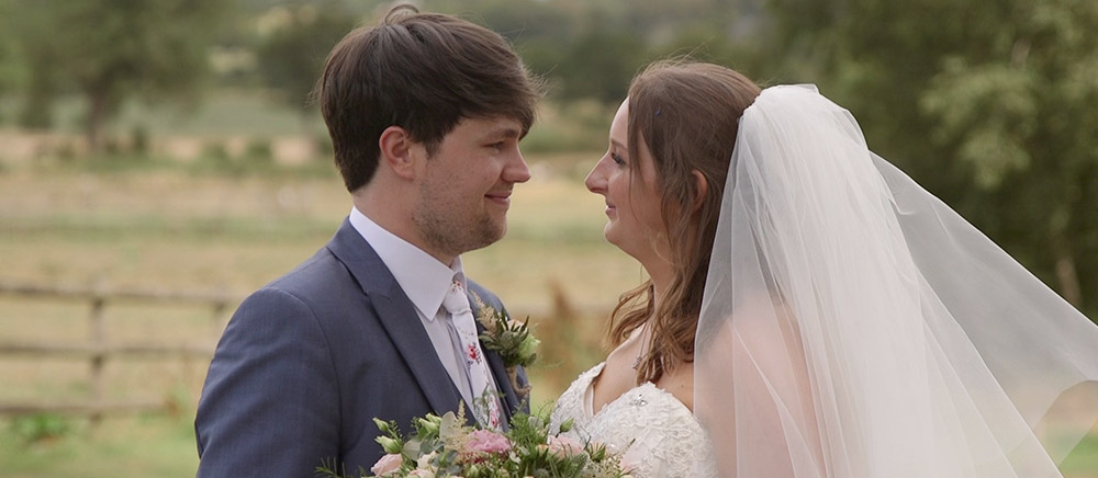 Laura & Matthew: The Ashes, Staffordshire wedding video