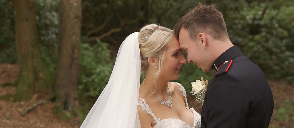 Catherine & Sean: Moddershall Oaks, Staffordshire wedding video