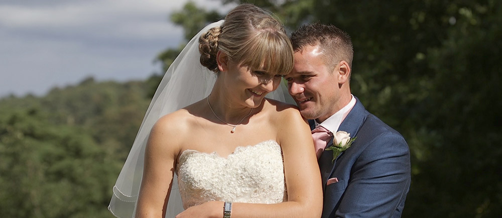 Laura & Daniel: Osmaston Park, Derbyshire wedding video