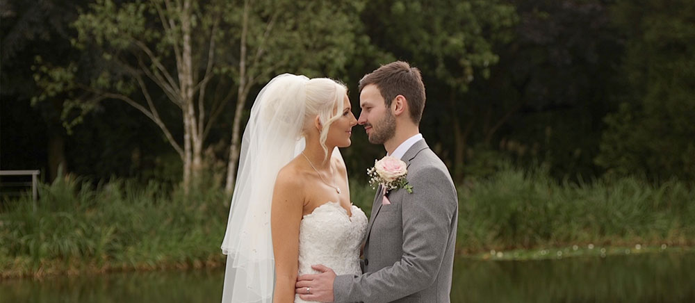 Amy & Jack: Moddershall Oaks, Staffordshire wedding video