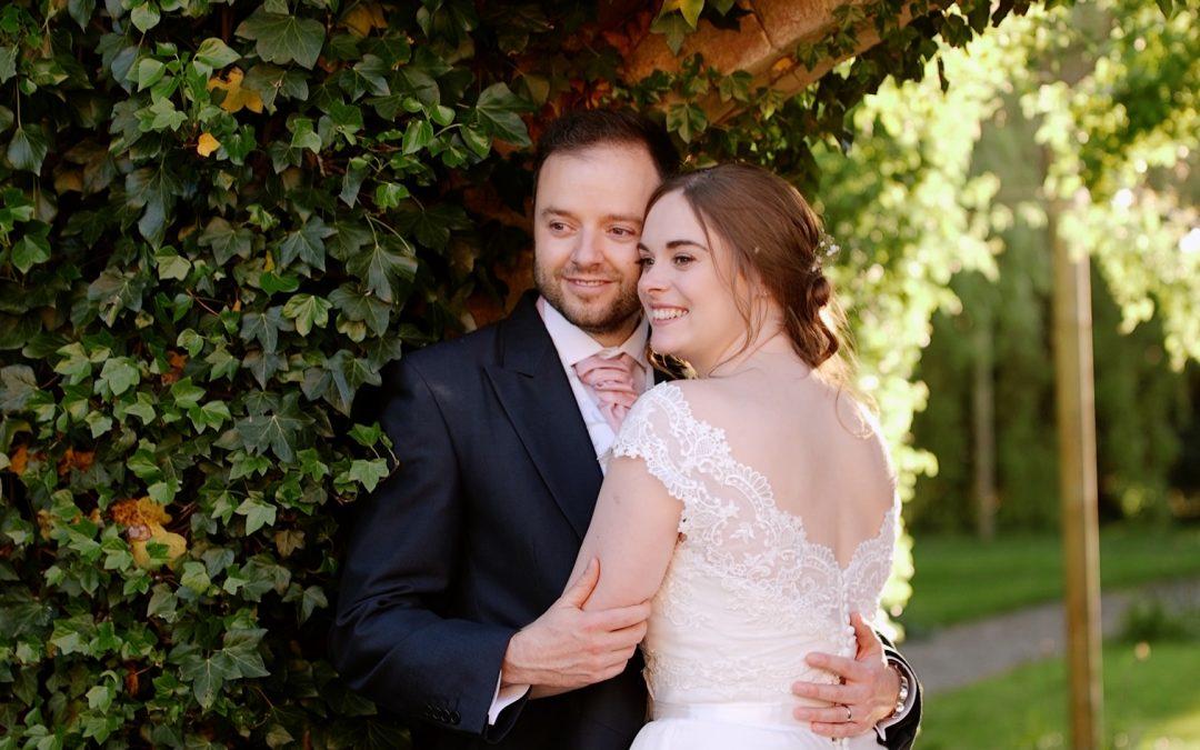 Emma & Sam: Pendrell Hall Wedding Video
