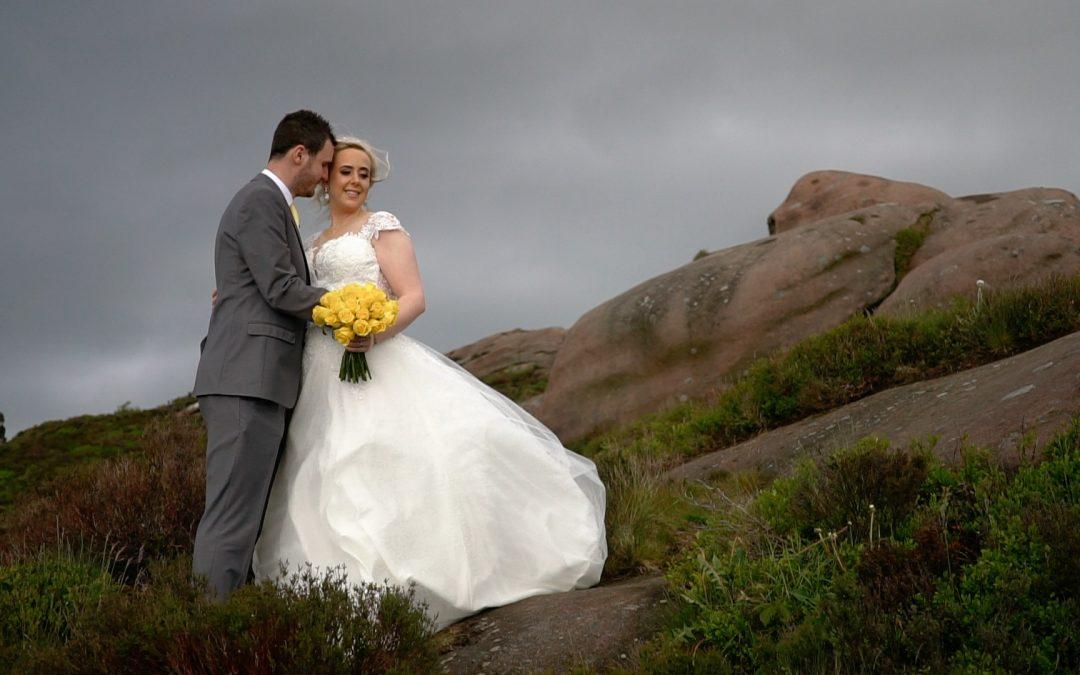 Becki & Matt: Three Horseshoes Wedding Video
