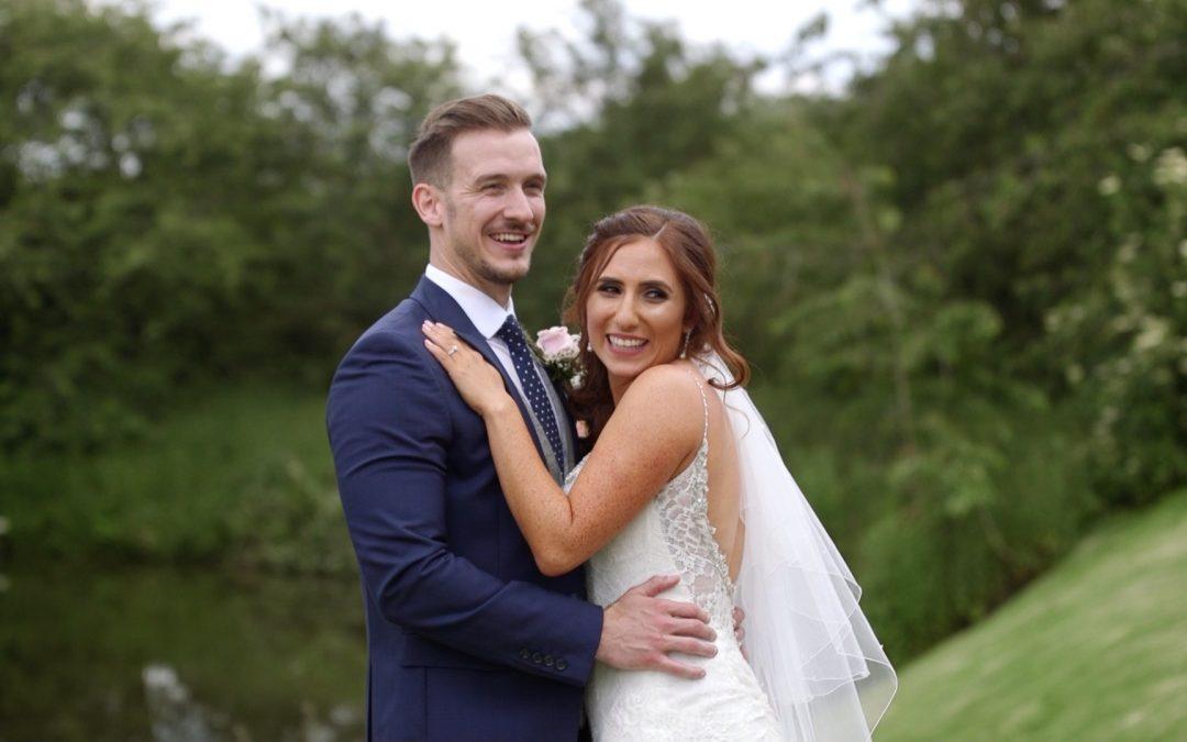 Becky & Josh: Alcumlow Wedding Barn Video