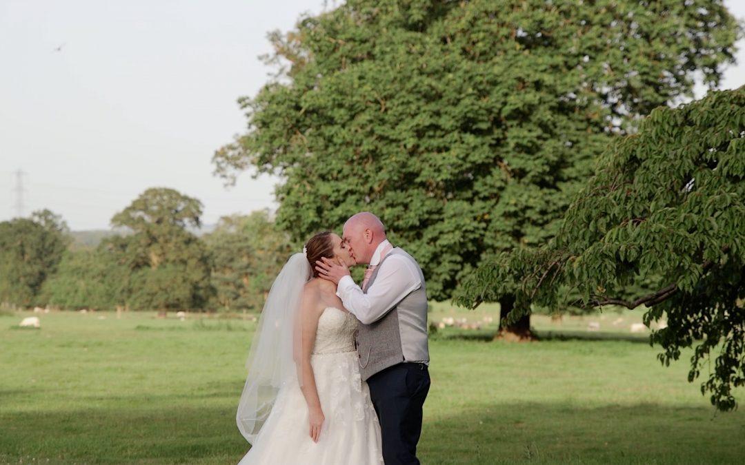Jess & Dan: Pendrell Hall Wedding Video