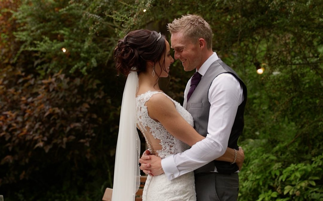Helen & Simon: Mill Barns Wedding Video