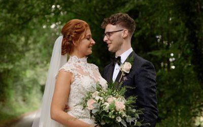 Jennie & Jason: Staffordshire Farm Wedding