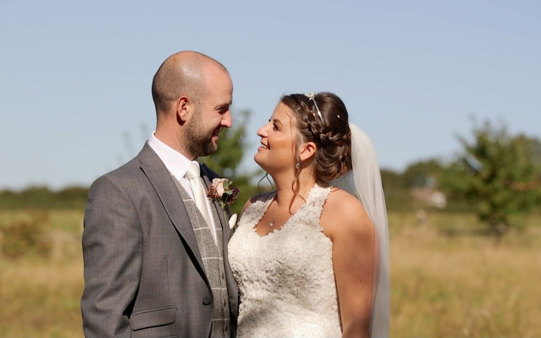 Felicity & Phil: Colton Village Hall Wedding