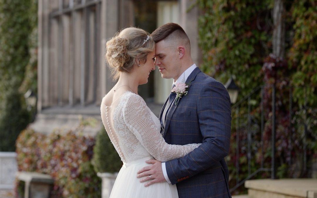 Becci & Luke: Hoar Cross Hall Wedding