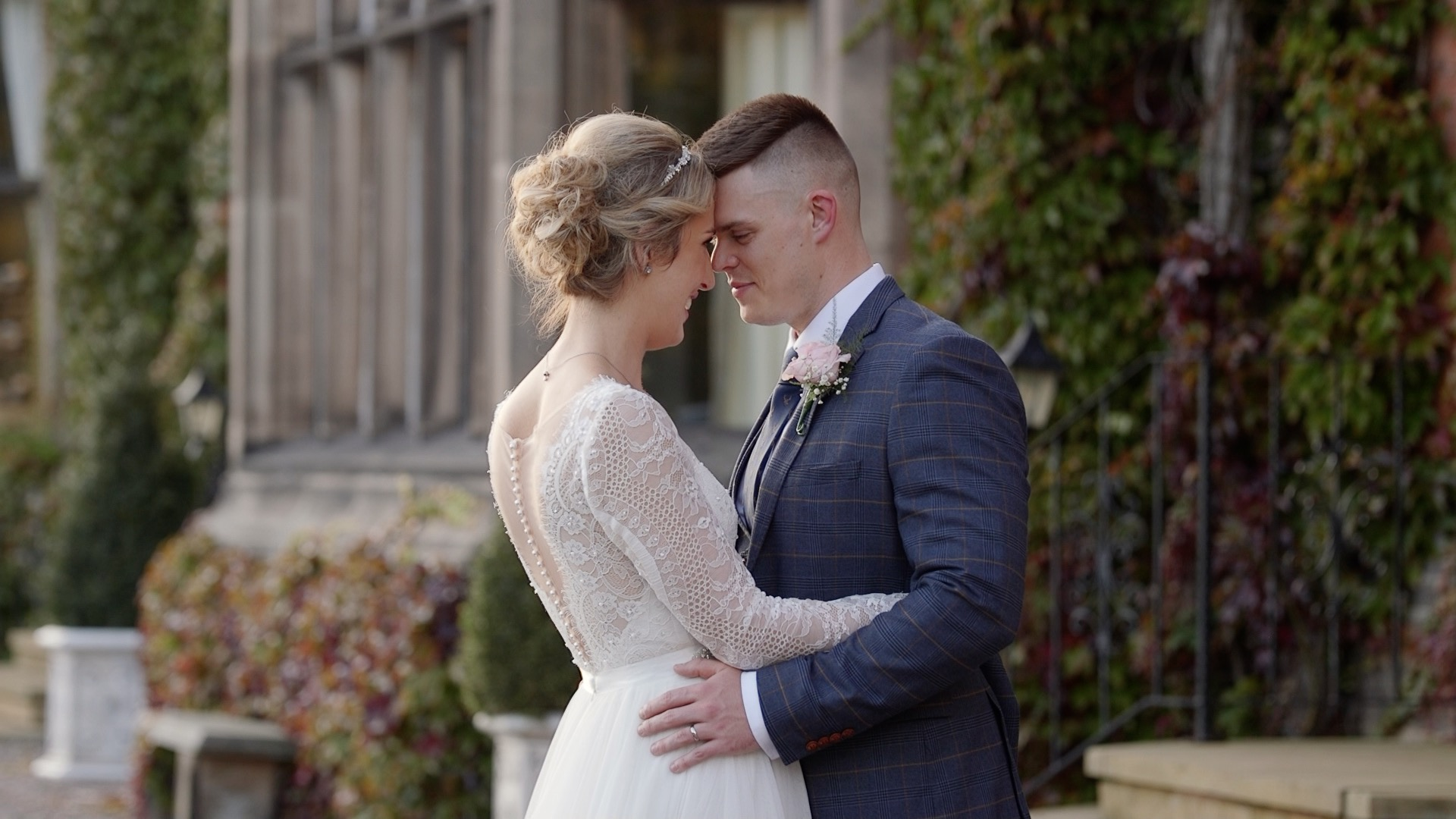 Hoar Cross Hall wedding video