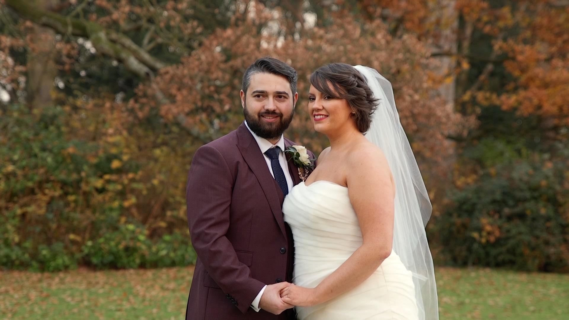 Somerford Hall wedding