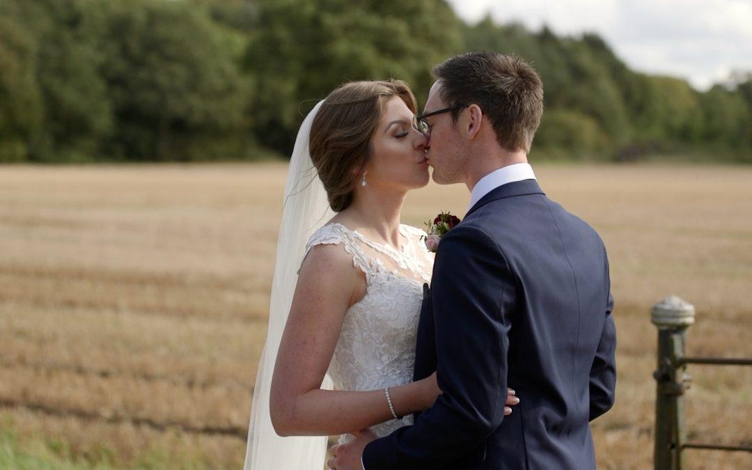 Lauren & Adam: Hoar Cross Hall Wedding