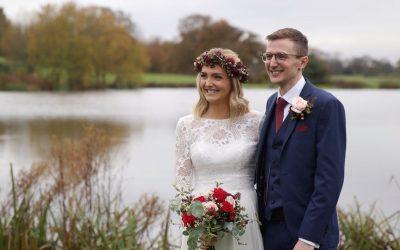 Hayley & Mark: Sandhole Oak Barn Wedding