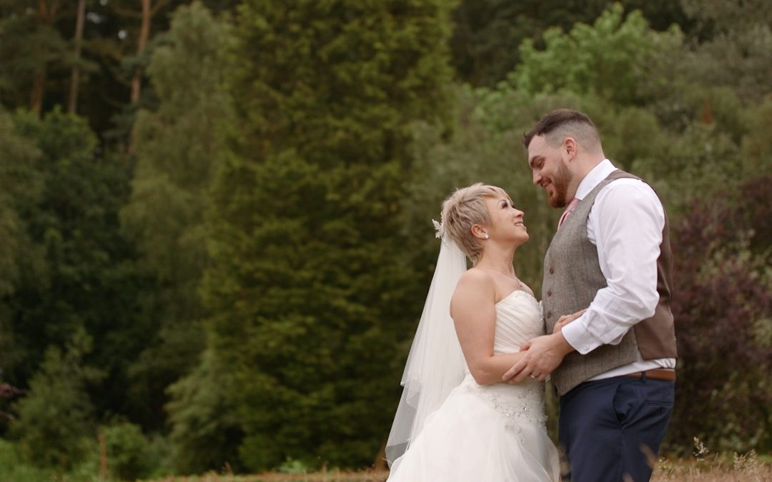 Mel & Adam: Moddershall Oaks Wedding Video