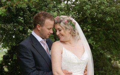 Julia & Chris: Shropshire Farm Wedding
