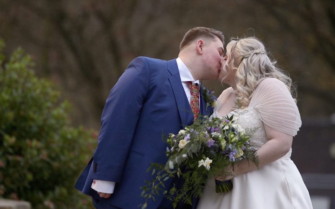 Megan & James: Floral Hall Wedding