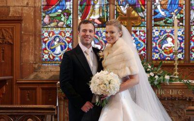 Cassie & Will: North Wales Farm Wedding