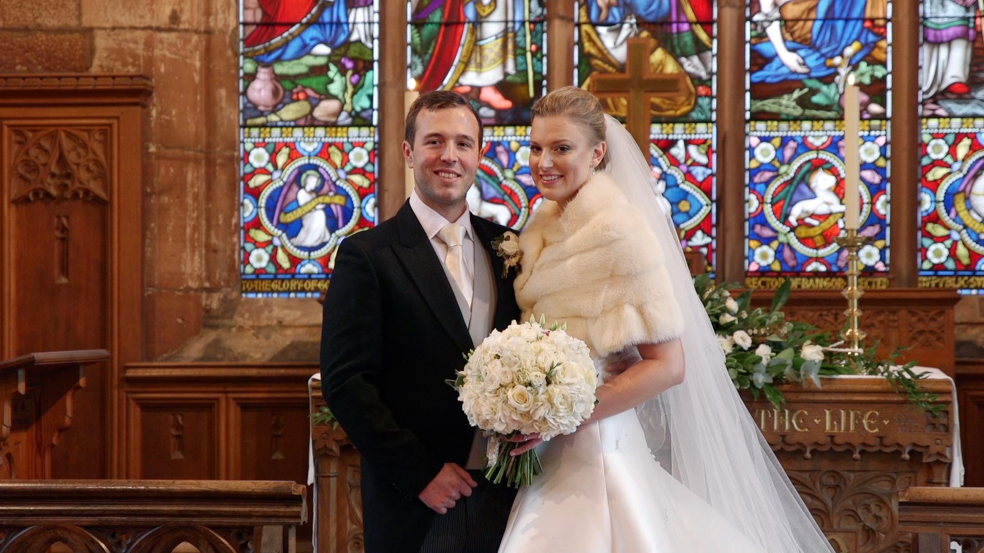 Staffordshire Farm Wedding Video