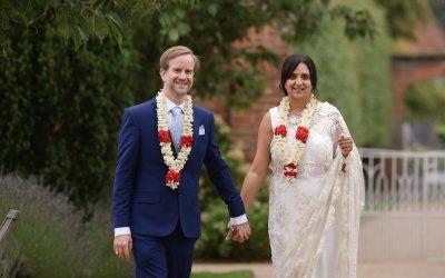 Zalena & Martin: Combermere Abbey Wedding